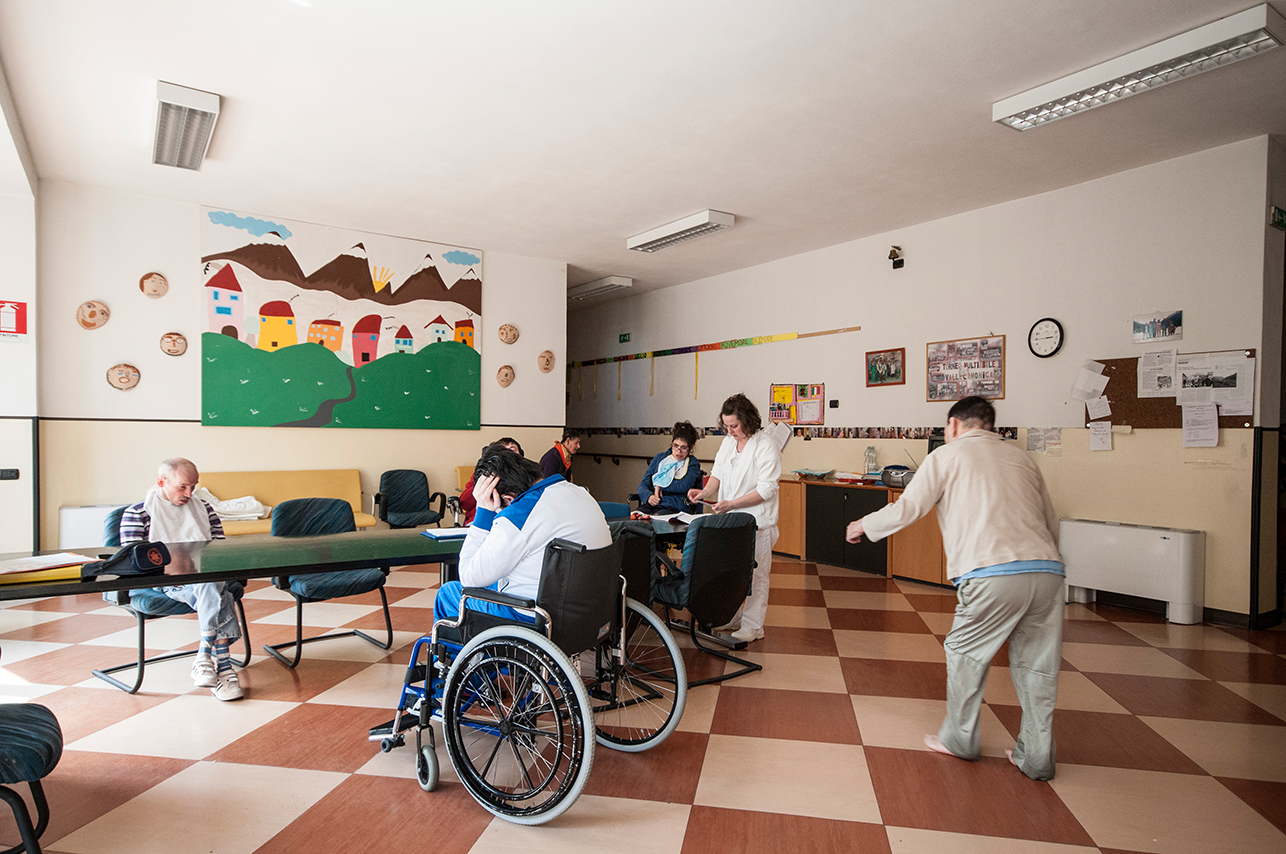 Disabilit pia fondazione valle camonica onlus for Soggiorni per disabili