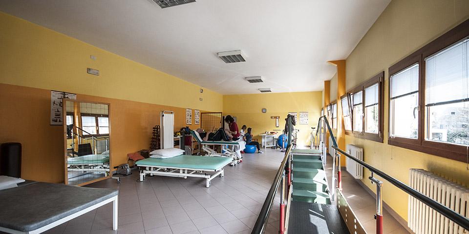 Pia Fondazione Valle Camonica Onlus riabilitazione